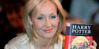 Η Joanne Rowling
