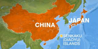 Ανεβαίνουν επικίνδυνα οι τόνοι μεταξύ Κίνας και Ιαπωνίας