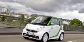 Στην παραγωγή το Smart electric drive