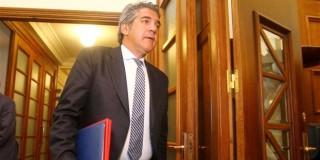 Ο υπουργός Ναυτιλίας κ. Κ. Μουσουρούλης