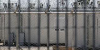 Από το κέντρο φύλαξης μεταναστών στην Αμυγδαλέζα