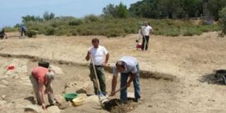 Ανασκαφές στο Δήμο Αμφίπολης
