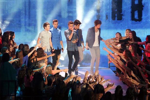 MTV Video Music Awards 2012