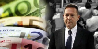 Ο Υπουργός Οικονομικών κ. Στουρνάρας