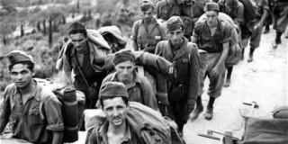 Ιταλοί στρατιώτες στην Κεφαλονιά