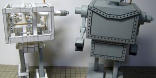 Χάρτινη ρομποτική