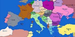 Eυρωπαικός χάρτης