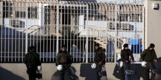Εικόνα από τα μέτρα ασφαλείας στις φυλακές Κορυδαλλού