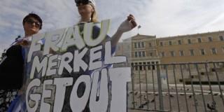 Επί ποδός συνδικάτα και εργαζόμενοι για την «υποδοχή» της Άνγκελα Μέρκελ
