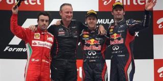 GP Ινδίας: Στο +13 ο Vettel