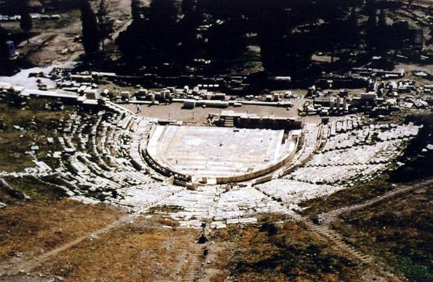 Θέατρο Διόνυσου