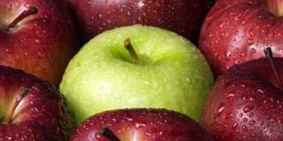Ένα μήλο την ημέρα, την «κακή» χοληστερόλη κάνει πέρα