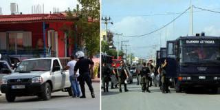 Έφοδοι της Αστυνομίας στο Ζεφύρι
