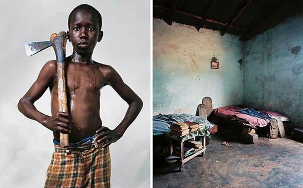 Λαμίν από τη Σενεγάλη