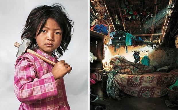 Ιντίρα από το Νεπάλ