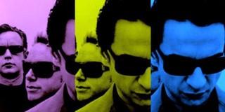 Οι Depeche Mode στην Ελλάδα