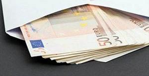Φάκελος με χρήματα
