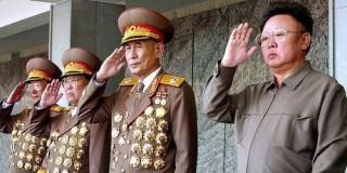 Ηγεσία Β.Κορέας