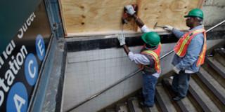 Οχυρώνεται η Νέα Υόρκη έναντι του κυκλώνα «Σάντι»