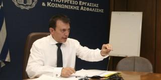 Υπουργός Εργασίας κ. Γιάννης Βρούτσης