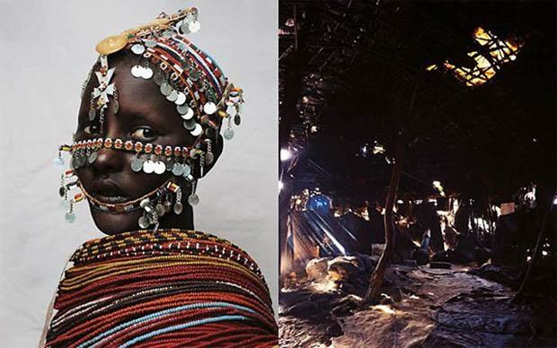 15χρονη Νάντιο από την Κένυα