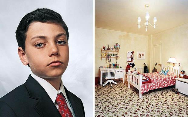 Ο εννιάχρονος Τζόι