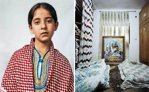 Ντούχα από την Παλαιστίνη
