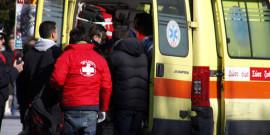 Tροχαίο στα Σιμωτάτα – Νεκρός ο οδηγός λεωφορείου