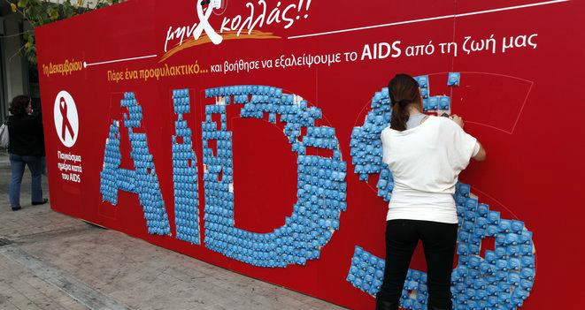 HIV μέσω πίπα