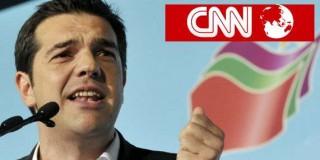 O Aλέξης Τσίπρας στο CNN