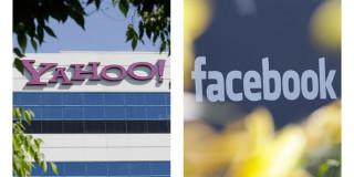 Facebook & Yahoo