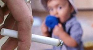 Παθητικοί καπνιστές τα παιδιά
