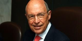 Ο πρώην πρωιυπουργός Κώστας Σημίτης