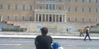 Στη Βουλή των Ελλήνων