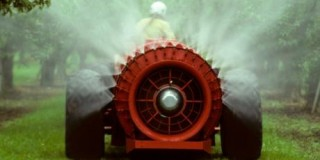 Υποχρεωτική καταγραφή των ψεκαστικών μηχανημάτων