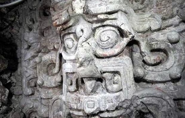 Ο «Ναός του Ήλιου» των Μάγια