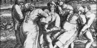 Χορευτική Πανώλη του 1518