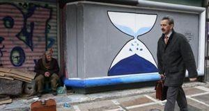 Άστεγοι στην Ελλάδα του 2012