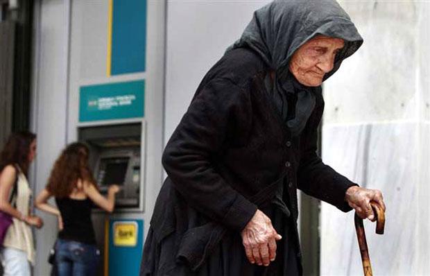 Τιμημένα γηρατειά