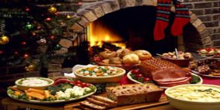 Xριστουγεννιάτικο τραπέζι