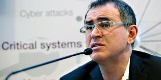 Ο οικονομολόγος Νουριέλ Ρουμπινί