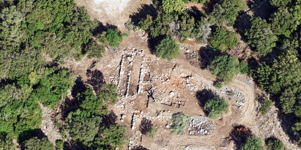 Τάφοι στα Τζανάτα