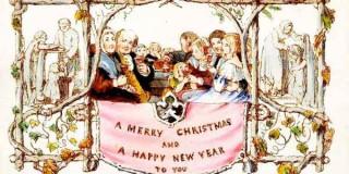 Xριστουγεννιάτικη κάρτα
