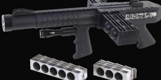 Όπλο με σφαίρες καουτσούκ