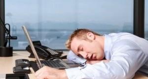 Ύπνος στη δουλειά