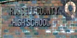 Russell County High School in Alabama