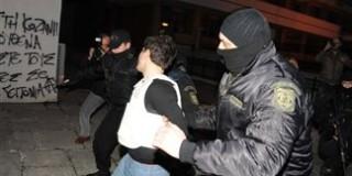 Συλλήψεις από την Αντιτρομοκρατική