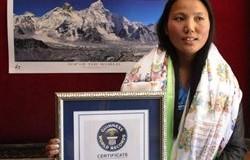 Στο βιβλίο Γκίνες η 29χρονη από το Νεπάλ