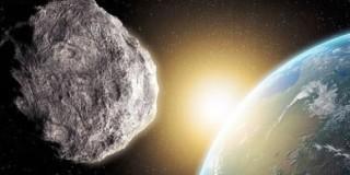 Αστεροειδής σε πορεία προς τη γη
