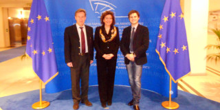Συνεργασία Δήμου Κεφαλλονιάς με Ευρωπαϊκό Κοινοβούλιο